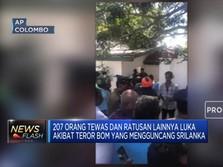 Teror Bom Guncang Sri Lanka