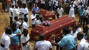 Korban Meninggal Teror Bom Sri Lanka Bertambah Lagi