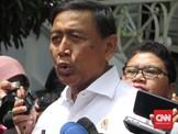 Wiranto: KPK Bagian Eksekutif, Pegawai Harus Jadi PNS