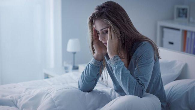 Simak 7 Cara Atasi Insomnia