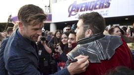 Rahasia Tubuh Seksi Chris Hemsworth demi 'Avengers: Endgame'