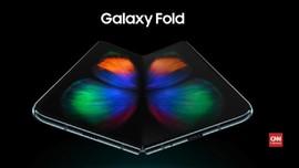 VIDEO: Ponsel Lipat Samsung Batal Muncul Pekan Ini