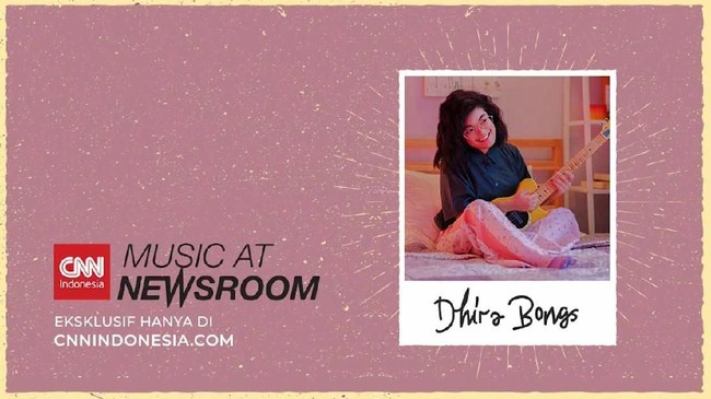 Music at Newsroom: Dhira Bongs - 'Really Do'