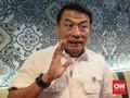 Moeldoko Sebut Sangat Mungkin Gerindra Gabung Koalisi Jokowi