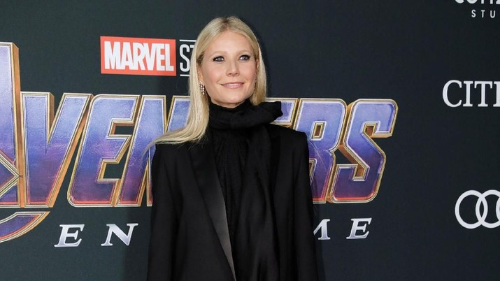 Cast member Gwyneth Paltrow at the world premiere of movie Avengers: Endgame in Los Angeles, California, U.S., April 22, 2019. REUTERS/Monica Almeida