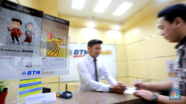 Siang nanti, Bank BTN akan melaksanakan RUPSLB yang digelar pada pukul 14.00.