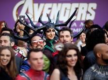 Dekade 2010-2019, Avengers: Endgame Jadi Film Tercuan!