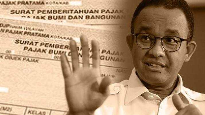 Pemprov DKI Jakarta berharap tarif BBN kendaraan bermotor bisa berlaku Juli 2019.