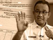 Anies Janji Pembeli Rusun DP Nol Rupiah Bisa Akad Agustus