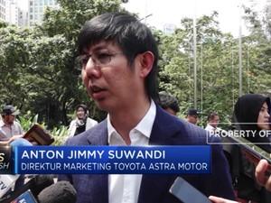 Penjualan Mobil Hybrid Diharapkan Tumbuh 12%