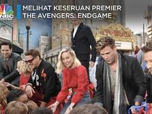 Begini Serunya Premier Avengers Endgame di Amerika