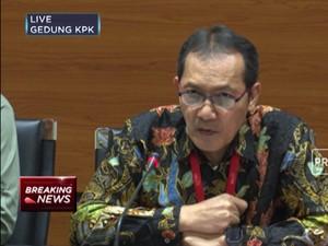 KPK: Dirut PLN Sofyan Basir Jadi Tersangka Kasus PLTU Riau I