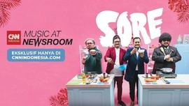 Music at Newsroom: SORE - 'Sssttt'