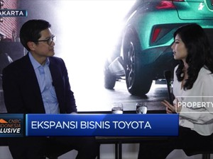 Ekspansi Bisnis Toyota