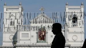Susul Menhan, Kepala Polisi Sri Lanka Mundur Usai Bom Paskah