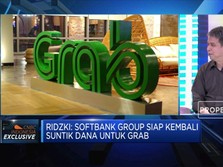 Softbank Siap Kucurkan Dana Lagi Untuk Grab