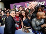 Serunya Reuni Akbar Superhero di Premier Avengers: Endgame