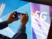 AS-China Ngebet Luncurkan Teknologi 5G, RI Kapan?