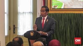Jokowi Berambisi Patok Ekonomi RI Tumbuh 5,6 Persen pada 2020