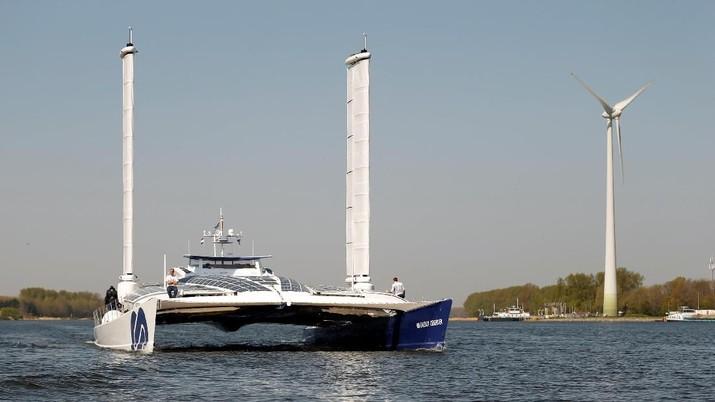 Energy Observer, Kapal Bahan Bakar Hidrogen Pertama di Dunia
