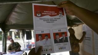 Kerja 24 Jam, Petugas KPPS di Surabaya Meninggal Dunia