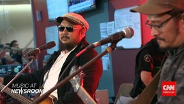 Music at Newsroom: SORE - 'No Fruits for Today'