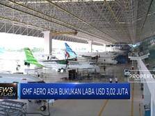 GMF Aero Asia Bukukan Laba USD 3,02 Juta