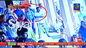VIDEO: Detik-detik Jelang Bom Paskah Sri Lanka Terekam CCTV