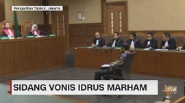 VIDEO: Idrus Marham Divonis 3 Tahun Penjara