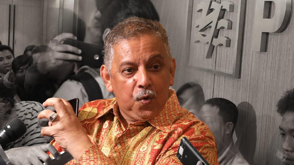 Bos PLN Sofyan Basir Jadi Tersangka PLTU Riau-1