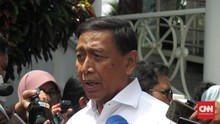 Jelang 22 Mei, Wiranto Imbau Semua Pihak Tetap Waspadai Teror