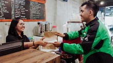 Riset: Go-food Kian Dipercaya Merchant Dibanding Kompetitor