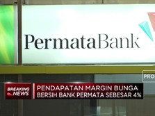 Rugi Kredit Anjlok, Laba Bank Permata Ngacir 146,29%