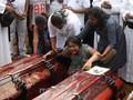 Desa Sri Lanka Berderai Air Mata Makamkan Korban Bom Paskah