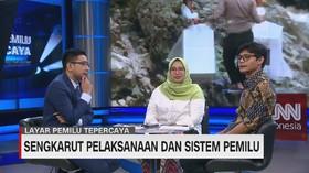 VIDEO: Komisi II DPR: Keruwetan Pemilu Dosa MK (3/4)