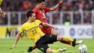Striker Spanyol Buka Peluang Gabung Persija