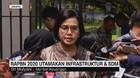VIDEO: Menkeu: RAPBN 2020 Utamakan Infrastruktur & SDM