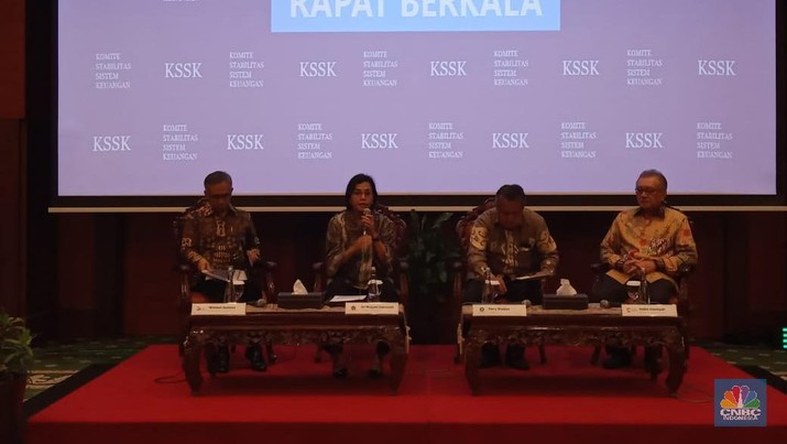 Bos OJK: Sektor Keuangan RI Dalam Kondisi Solid dan Stabil