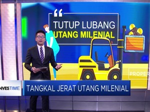 Tutup Lubang Utang Milenial