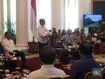 Puasa Makin Dekat, Jokowi Mau Harga Bahan Pokok Dikawal