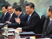 Presiden China Beri Sinyal Damai Dagang dengan AS Masih Jauh