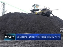 Laba Bersih Q1-2019 PTBA Turun 12,63%