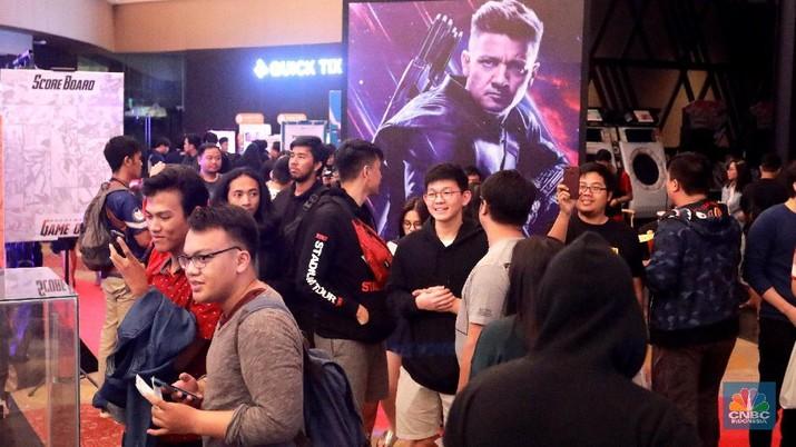 Avengers End Game jadi film impor paling banyak ditonton di Indonesia, ditonton lebih dari 11 juta orang.
