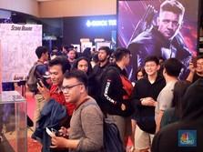Demam Avengers: Endgame! Penonton Rela Antre Sejak Subuh