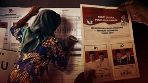 Korban Jiwa Pemilu Serentak