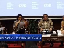 Stabilisasi Sistem Keuangan Terjaga