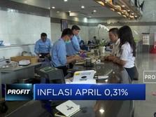 Survei BI: Inflasi Pekan Ketiga April 0,31%