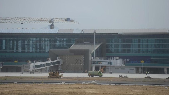 Inilah Penampakan Terkini Bandara Raksasa Yogyakarta