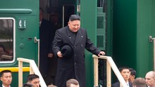 Tiba di Rusia, Kim Jong-un Harap Diskusi dengan Putin Sukses