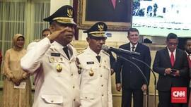 Eks Komandan Brimob Murad Ismail Resmi Jabat Gubernur Maluku